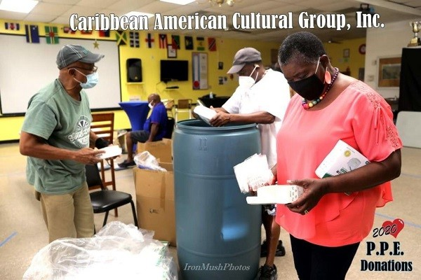 Caribbean American Cultural Group Donates Needed Supplies to Jamaica Hospital